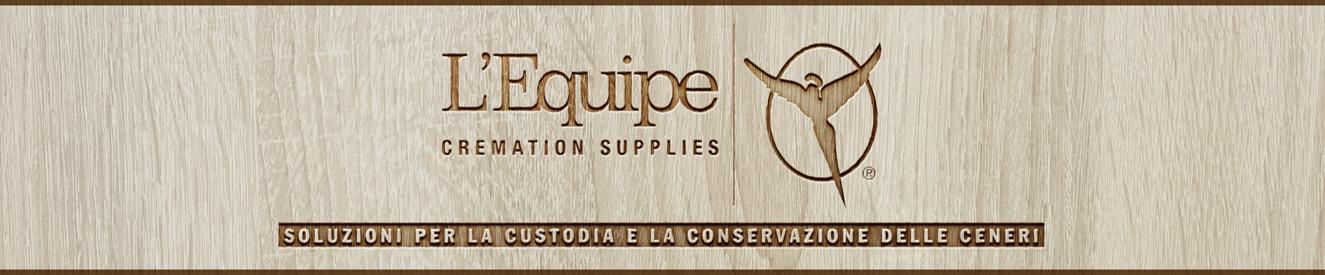 L'Equipe Cremation Supplies - Soluzioni per la custodia e la conservazione delle ceneri